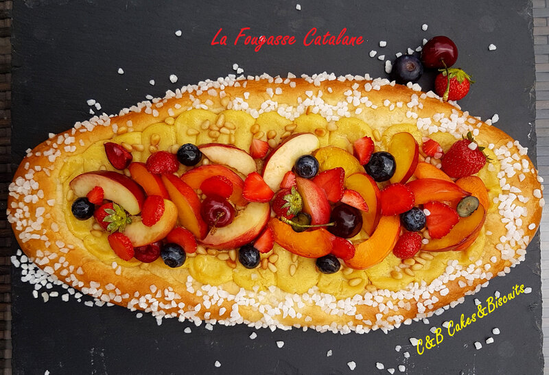 Fougasses Catalanes 4