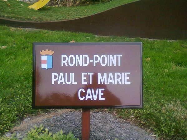 rond-point Cave 3