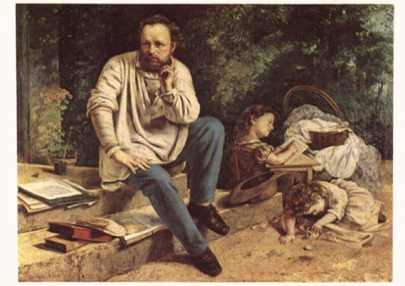 Proudhon et ses filles