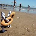 La guerre des étoiles de mer
