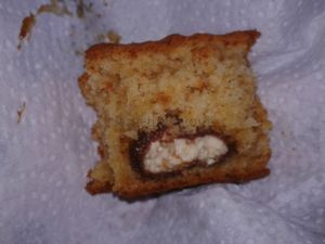 Muffins schokobons
