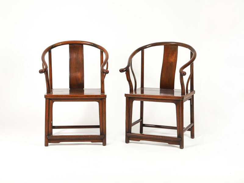 Pair_of_Chinese_Huanghuali_and_Hardwood_Horseshoe-back_Armchairs_Qing_Dynas369_1