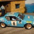 Tour de corse 1976