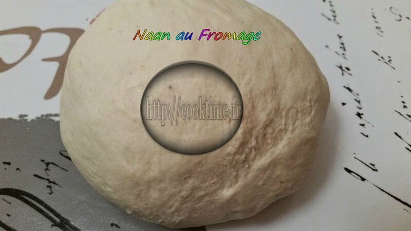 Naan au Fromage au Thermomix 2