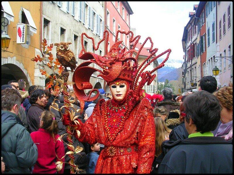 Carnaval Vénitien Annecy le 3 Mars 2007 (17)