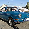 Bmw 700 ls coupe 1964