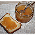Confiture de kakis ( thermomix)
