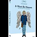Concours it must be heaven : 3 dvd du beau film d'elia suleiman à gagner !!