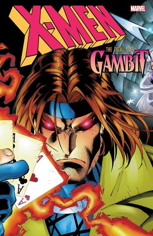x-men the trial of gambit TP