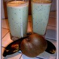 Smoothies banane kiwi