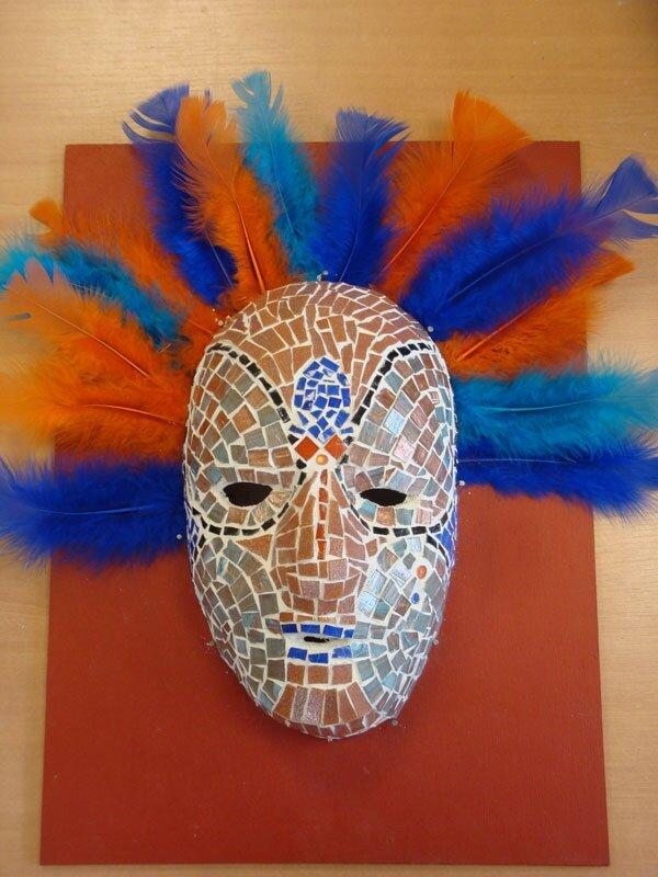 2011/Masques et plumes