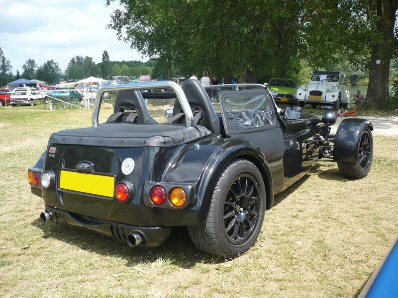 WESTFIELD Seight V8 roadster Madine (2)