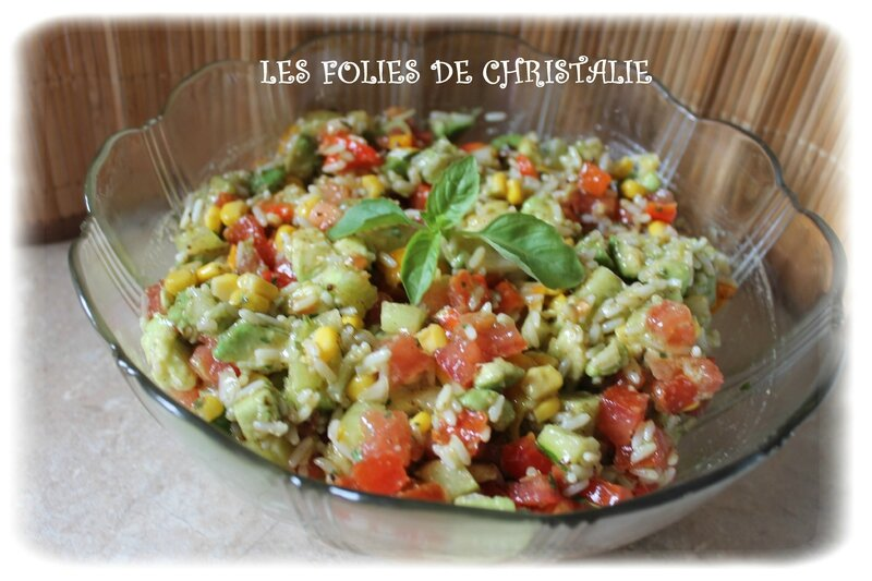 Salade mexicaine 3
