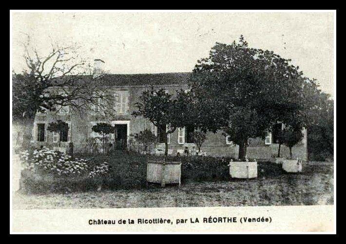 Château de la Ricottière