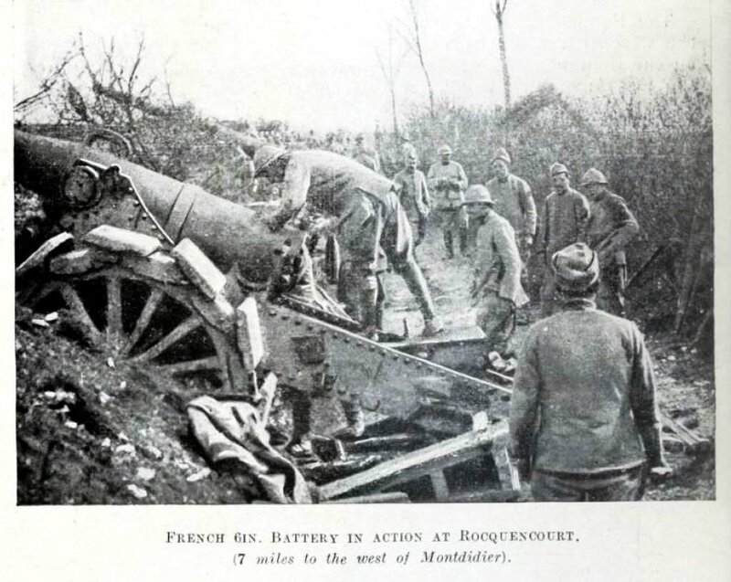 French battery
