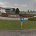 Rond-point à coni (italie)