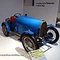 Bugatti type 13 biplace course de 1921 (Cité de l'Automobile Collection Schlumpf à Mulhouse) 01