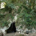 St-Pierre de Maillé (86), grotte des Cottés