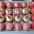 Cupcakes a la folie