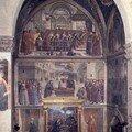 Chapelle Sassetti