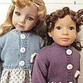 Tuto pour les poupées kidz'n cats et maru and friends