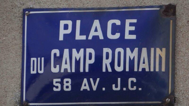 place-du-camp-romain