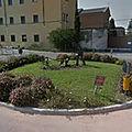 Rond-point à castegnato (italie)