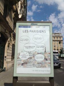 Les parsiens l'expo, Kanako, Paris 1