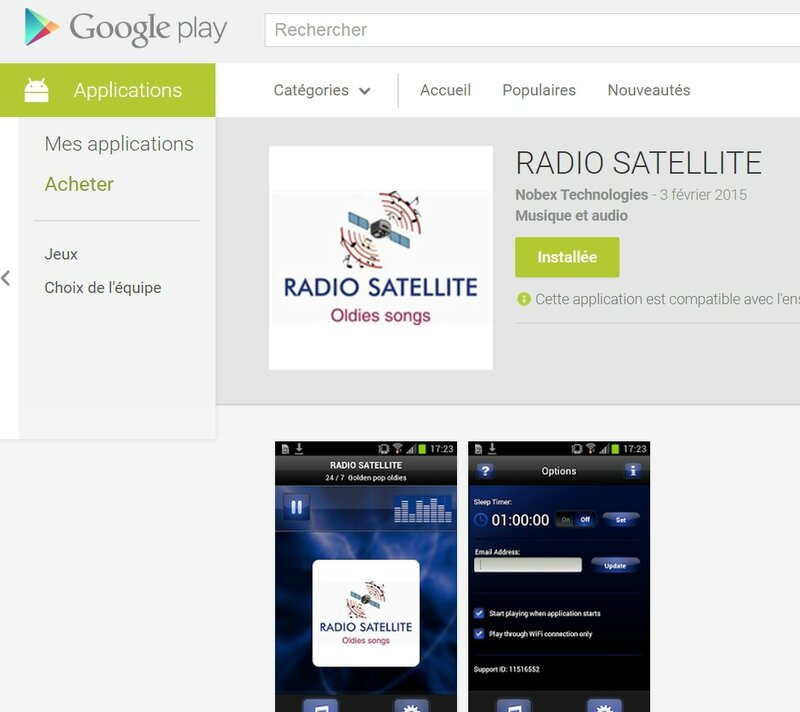 Radio Satellite Android
