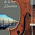 Le violon de la rue lauriston de claude raucy