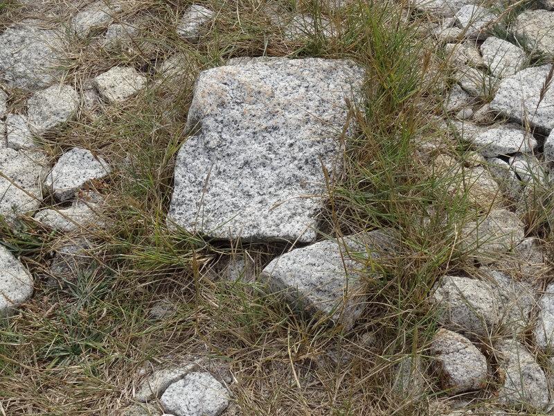 13 pierre taillée