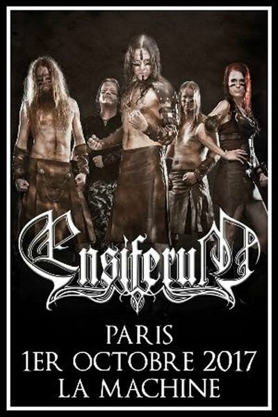 Ensiferum_Paris1oct