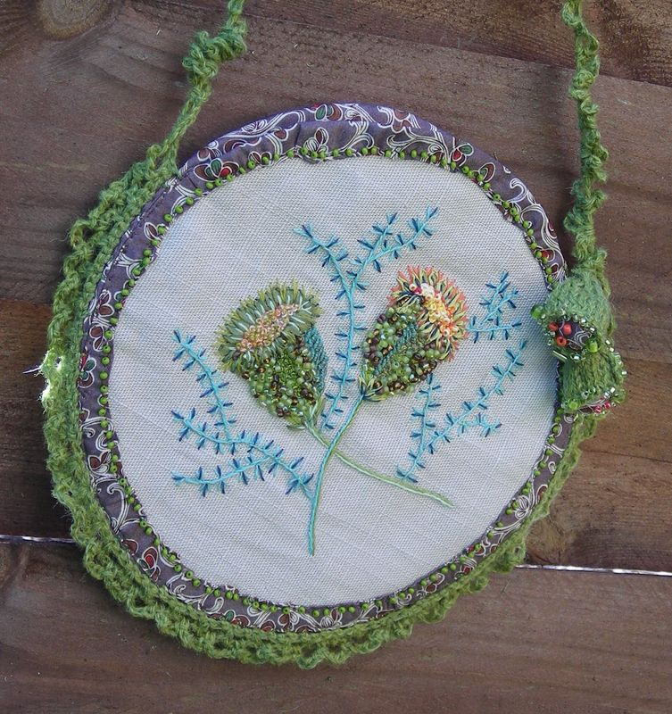 Broderie Pavots -3