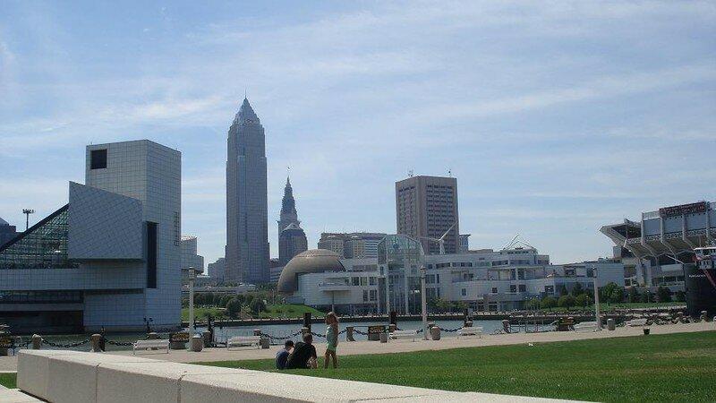 Vue de Cleveland