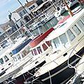 Au port de Saint-Martin
