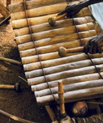 chanteur de xylophone