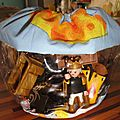 sac de rangement transparent, see throw transparent pouch (1)