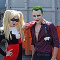 Harley Quinn et le Joker