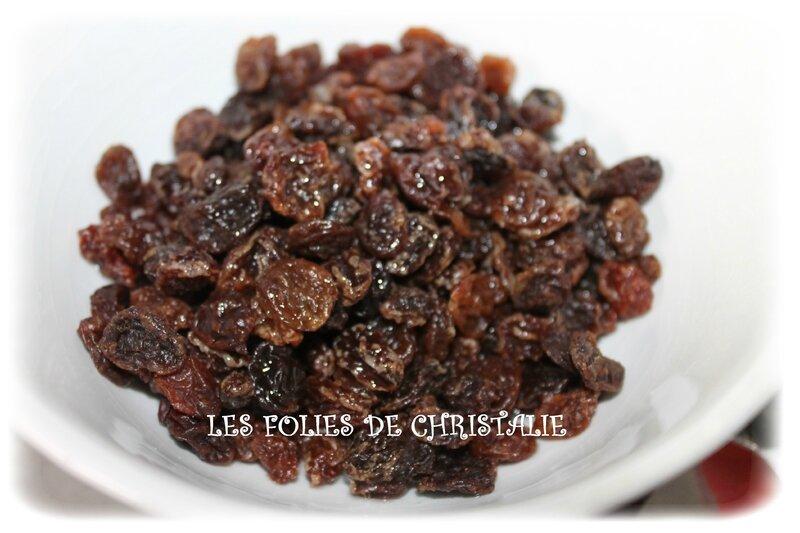 Muffins raisins secs 1