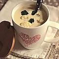 Creme dubarry - potage de chou-fleur