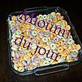 Carrés aux cheerios
