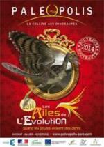 afiche les ailes de l'évolution