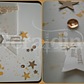 Stampin'up : carte d'anniversaire