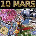 mois de MARS 10