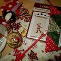 Swap de Noël....pour Lunéa