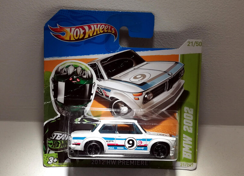 Bmw 2002 (Hotwheels) 05