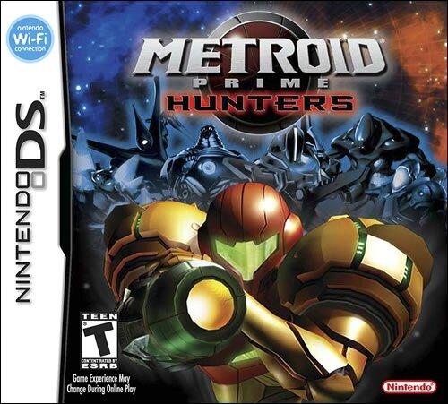 Metroïd Prime hunters dispo sur Wii U!