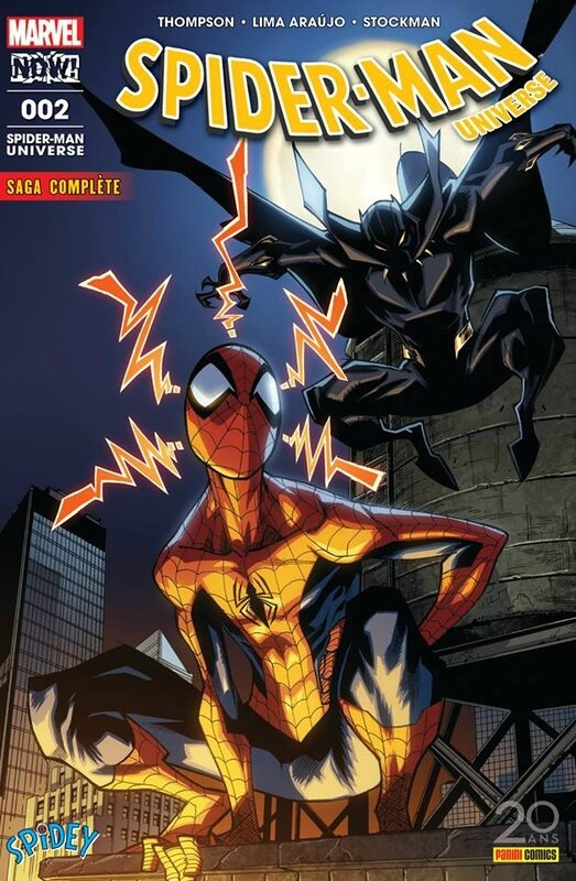 spiderman universe V3 02 spidey