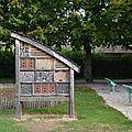 21000 Dijon - Jardin de l'Arquebuse