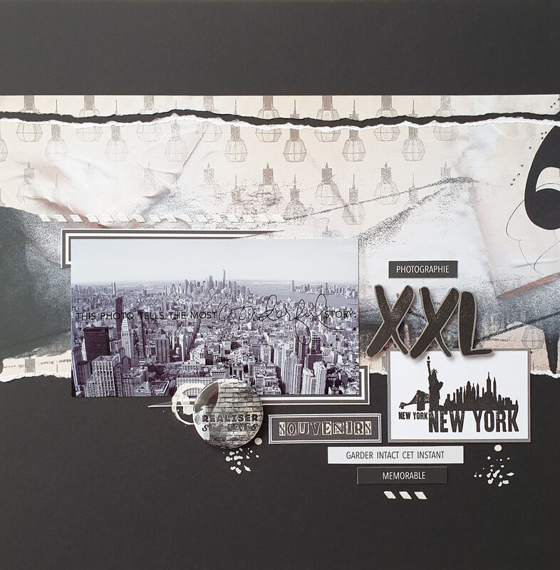 Page New York pour Lorelaï Design